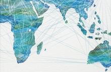 world pop map
